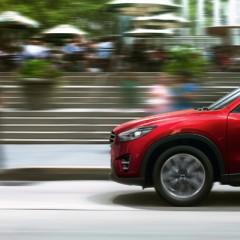 First Drive: Mazda CX-5 2.0