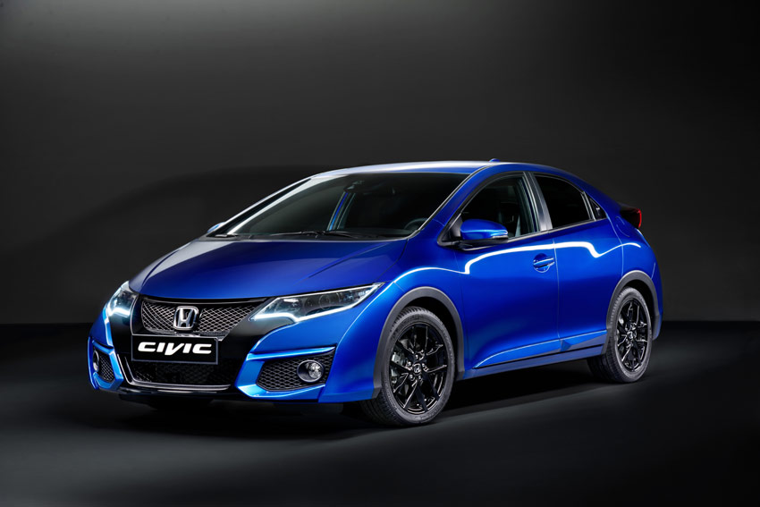Entry pricing remains unchanged and starts from  €21,895 for the  1.4 i-VTEC Comfort model