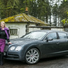Bentley Flying Spur V8 Video