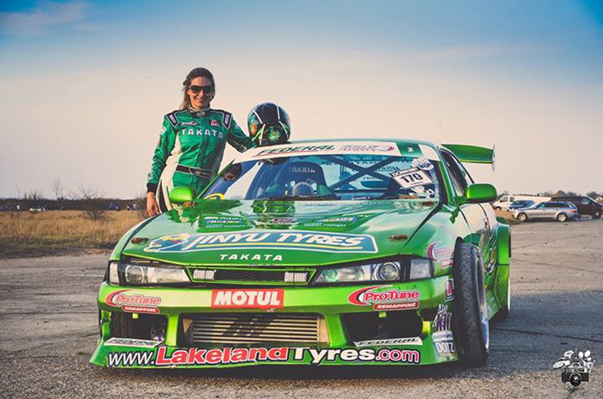 Remarkable young women blazing their own trail in motorsport