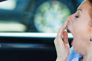 Asleep at the wheel – coping with tiredness behind the wheel