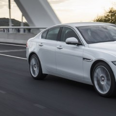 First drive: Jaguar XE
