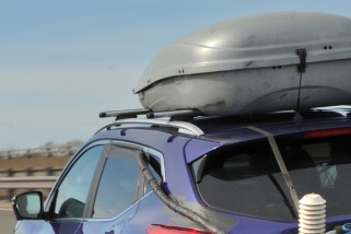 Tips For Safer Roof Box Driving