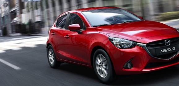 Ruth Scott checks out the new Mazda2