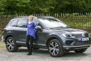 Volkswagen Touareg 3.0TDI V6 Video Review