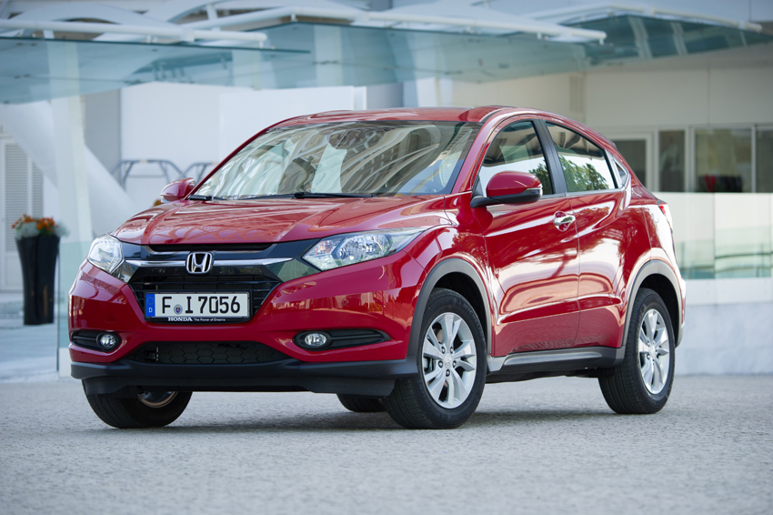 On sale in Ireland from September the new HR-V start at €23,995