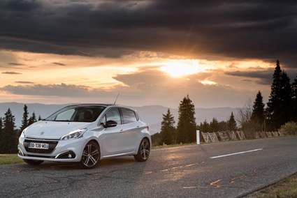 Cool; Efficient; Spacious - the New Peugeot 208