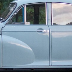 Helen Cranny's First Car ………..