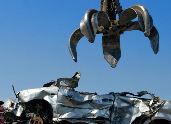 How and where to scrap your car