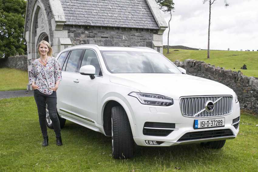 The all new Volvo XC90 - photos by Kyran O'Brien