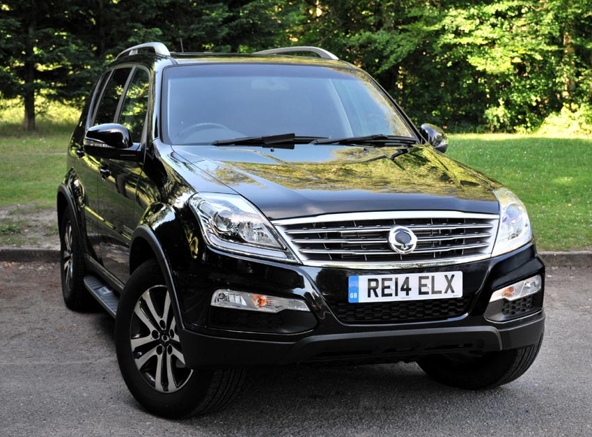 ssangyong rexton 5 seater business edition. Black Bedroom Furniture Sets. Home Design Ideas