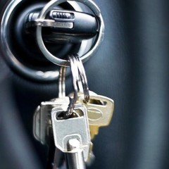 The key to a car thief's success