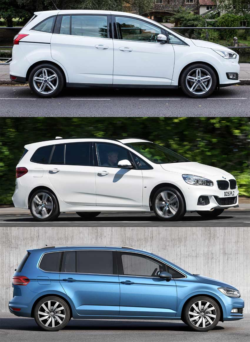 Bmw Driving School >> Buying a seven seat MPV? We test three - wheelsforwomen.ie