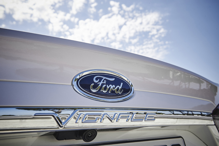 The Mondeo Vignale is the first model in a new range of Ford Vignale vehicles
