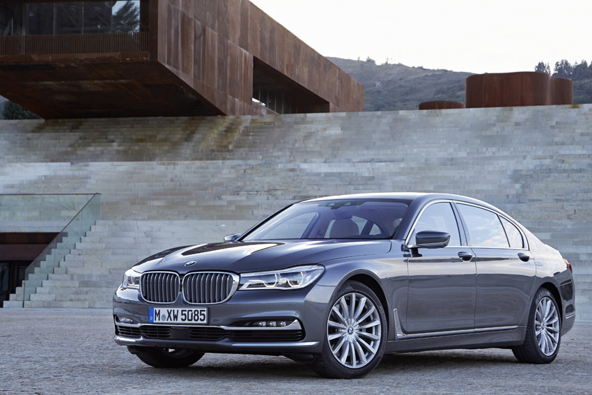 The new BMW 7 Series blazes a trail for a modern form of luxury