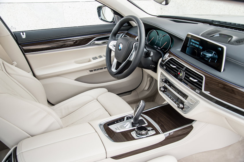 Inside the 7 series is, refined with advanced technology and high quality workmanship.