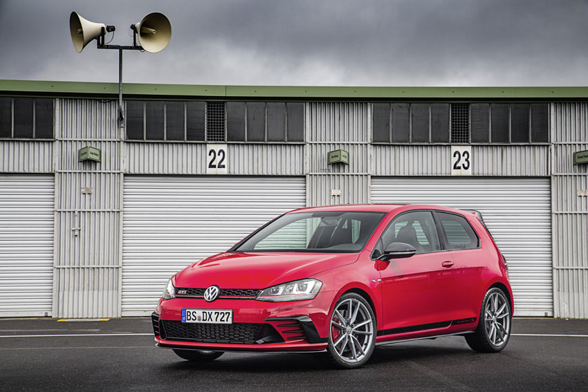 Volkswagen is celebrating 40 years of the Golf GTI