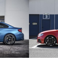 BMW's mighty M2 Versus Audi's Awesome RS 3