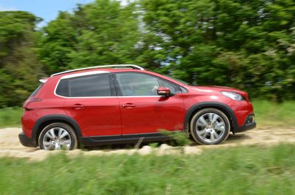New PEUGEOT 2008 Compact SUV