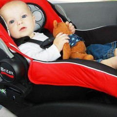 10 tips for buckling up your child's car seat