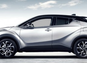 Nine things to know about the new Toyota C-HR
