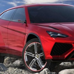 Eight things to know about the new Lamborghini SUV