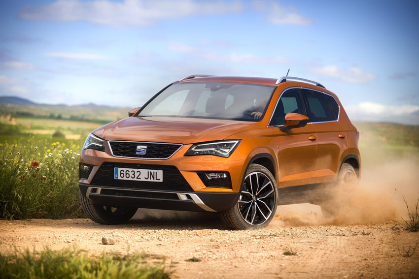 The Ateca is one of SEAT's most crucial cars ever.