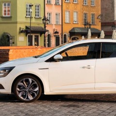 First Drive: Renault Mégane Grand Coupé