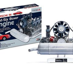 Win a Porsche 911 Flat-Six Boxer Engine set