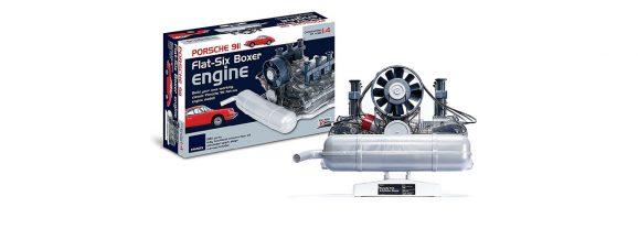 Win a Porsche 911 Flat-Six Boxer Engine set