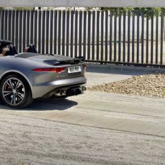 Life with a Jaguar F-Type Convertible