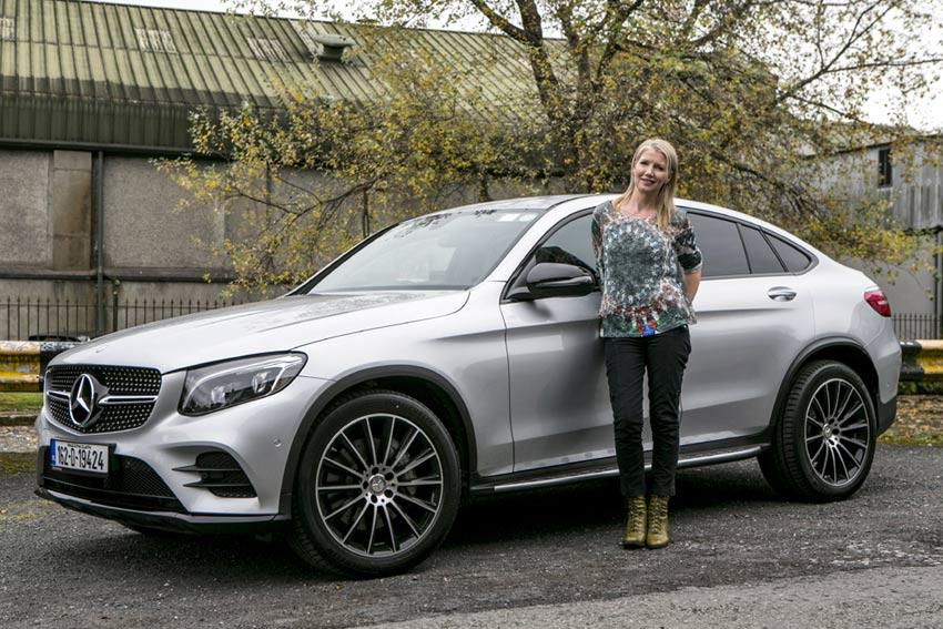 Mercedes Benz Glc Coupe Wheelsforwomen Ie