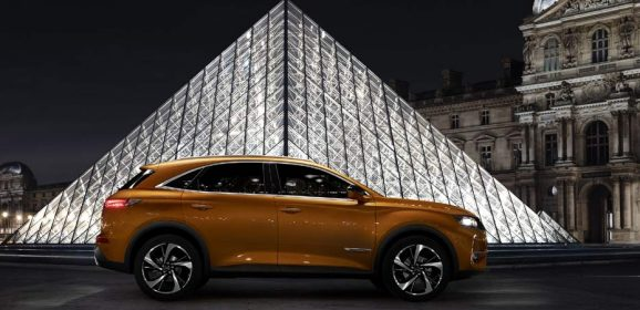 Ten things to know about the DS 7 Crossback