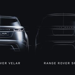 Seven things to know about the 2018 Range Rover Velar