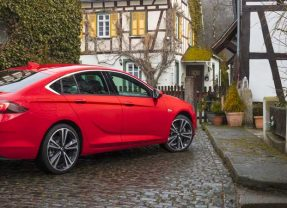 First Drive: Opel Insignia Grand Sport