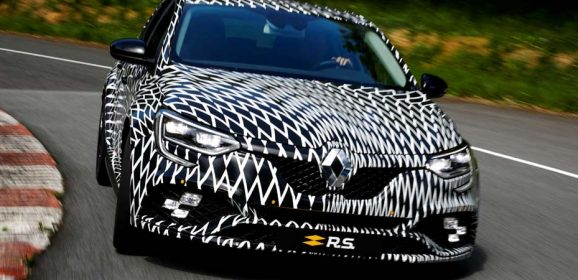Five things to know about the new  Renault Mégane RS