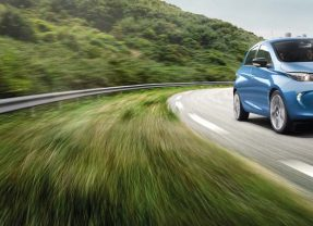First Drive:  Renault ZOE Z.E. 40