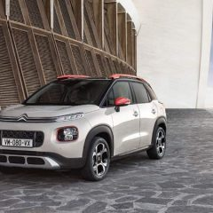Ten things to know about the new Citroën C3 Aircross