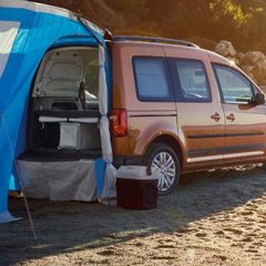 Volkswagen Caddy Beach