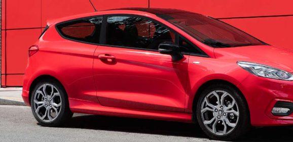 First Drive: Ford Fiesta