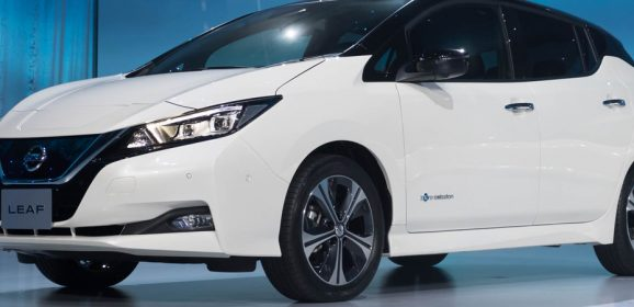 Ten things to know about the 2018 Nissan Leaf