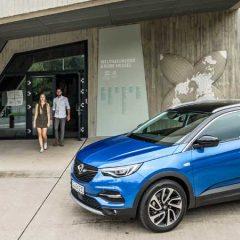 First Drive: Opel Grandland X