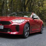 First Drive: Kia Stinger