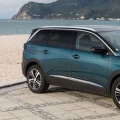First Drive: Peugeot 5008