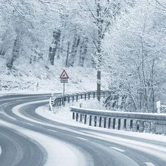 Tips for driving safely in winter