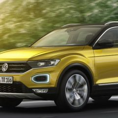 First Drive: Volkswagen T-Roc