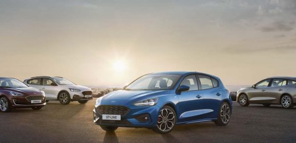 Ten things to know about the New Ford Focus