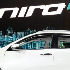Nine things to know about the new All electric Kia e-Niro