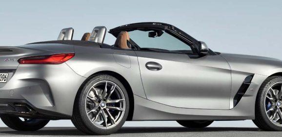 First Drive: BMW Z4