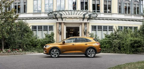 First Drive: DS 7